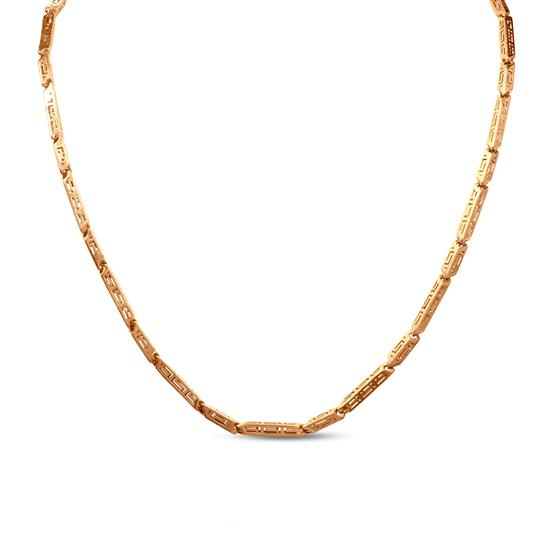 Mens Chain In 22K Gold